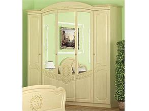 Шкаф 4Д (5Д) Барокко (Мебель-Сервис)