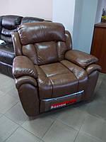 Крісло з функцією релаксації («реклайнер») Бостон