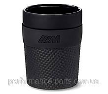 Кружка, чашка BMW M Cup, 80232454743. Оригінал. Чорного кольору.