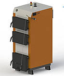 """Твердопаливний котел «КГ-30» з електронною автоматикою """"TECH"""" і функцією zPID, фото 2"""