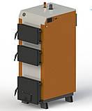 """Твердопаливний котел «КГ-30» з електронною автоматикою """"TECH"""" і функцією zPID, фото 3"""