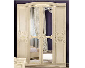 Милано шкаф 4Д (Мебель-Сервис)