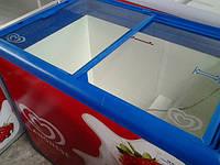 Морозильные камеры-лари БУ 500 литров AHT
