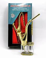 Кальян мини (водяной фильтр для сигарет)(19х8х2,5 см.)(618-2)