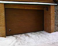 Секционные гаражные ворота Gant 3200*2000мм