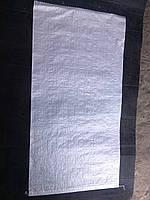 Полипропиленовые мешки 55х105 60г., Украина, мучной
