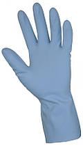 Перчатки защитные MAPA химически стойкие К20Щ50 рельефные VITAL 117 латекс, фото 3