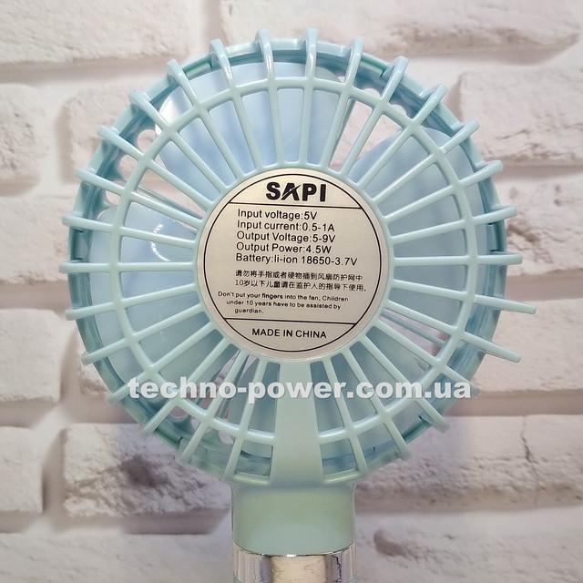 Портативный мини-вентилятор Handy Fan S8