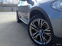 Накладки на арки BMW X5 E70 (ABS-пластик)