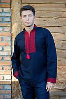 Мужская рубашка-вышиванка М03-122
