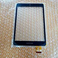 Сенсор (тачскрин) GoClever Quantum 785 черный оригинал HH070FPC-039A-DST