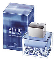 Мужская туалетная вода Antonio Banderas Blue Seduction for Men 100 ml