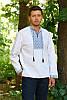 Мужская рубашка-вышиванка М17-213