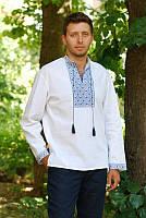 Мужская рубашка-вышиванка М17-213, фото 1