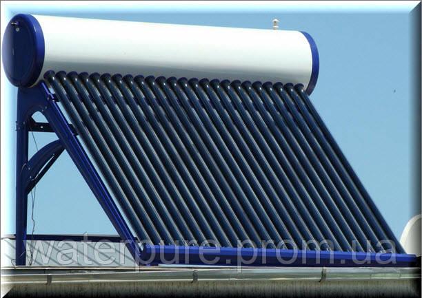 Термосифонный солнечный коллектор