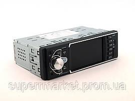 """Автомагнитола Pioneer 4036CBR копия, car MP5 Bluetooth 200W  4*50W  с экраном 4"""" и д у на руль, фото 3"""