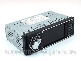 """Автомагнитола Pioneer 4038CBR копия, car MP5 Bluetooth 200W  4*50W  с экраном 4"""" и д у на руль, фото 2"""