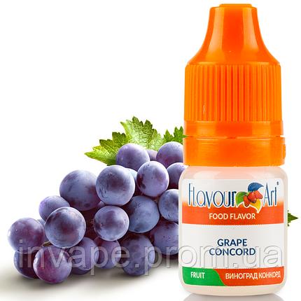 Ароматизатор FlavourArt Grape Concord (Виноград конкорд) 5мл, фото 2