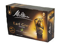 Milton Earl Grey Strong Чай, 80 пакетиков
