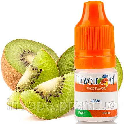 Ароматизатор FlavourArt Kiwi (Киви) 5мл, фото 2