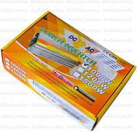 Инвертор c 12V в 220V Solar SAA-1000A, USB