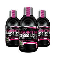 Biotech USA, Карнитин L-Carnitine 100.000 Liquid, 500 мл