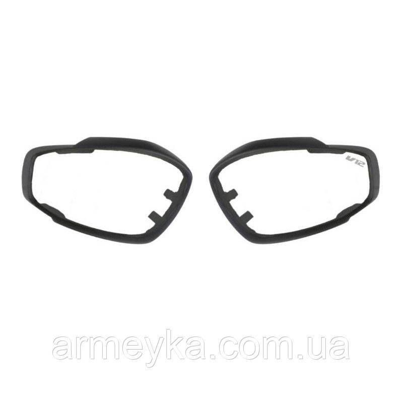 Прозрачные сменные баллистические линзы к очкам ESS V12.