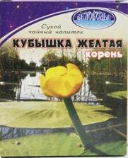 Кубышка, корень, 50 г