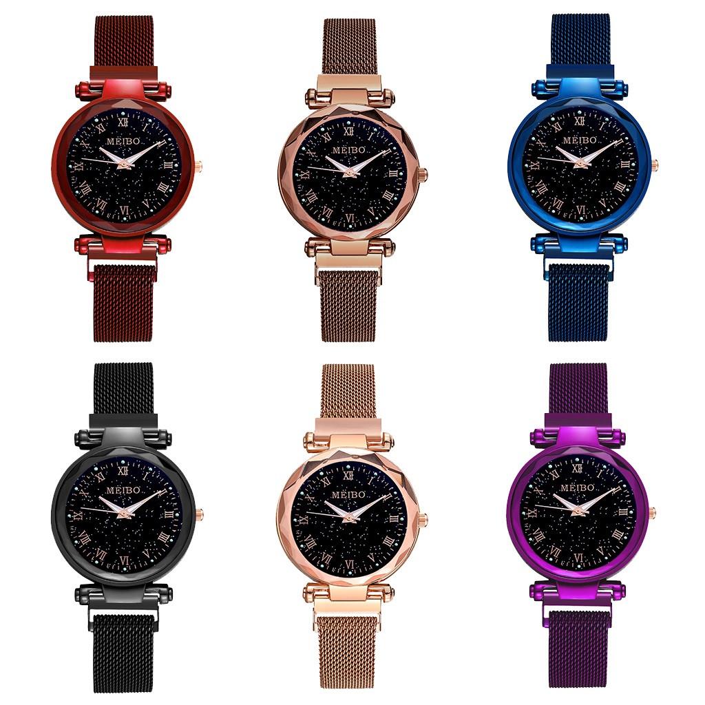 """Женские наручные часы """"Meibo"""" на магнитной застежке (разные цвета)"""