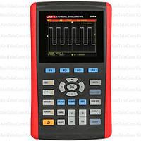 Цифровой портативный осциллограф UNI-T UTD-1025CL