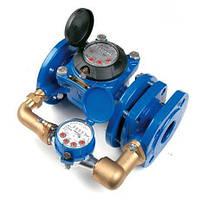 Счетчик холодной воды Apator PoWoGaz MWN/JS-80/2,5-S комбинированный