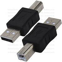 Переходник USB, штекер А - штекер В