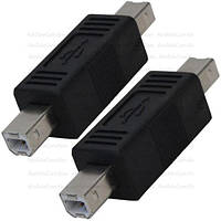 Переходник USB, штекер В - штекер В