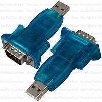 Переходник CBR USB - RS232, штекер USB - штекер RS232