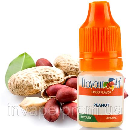 Ароматизатор FlavourArt Peanut (Арахис) 5мл, фото 2