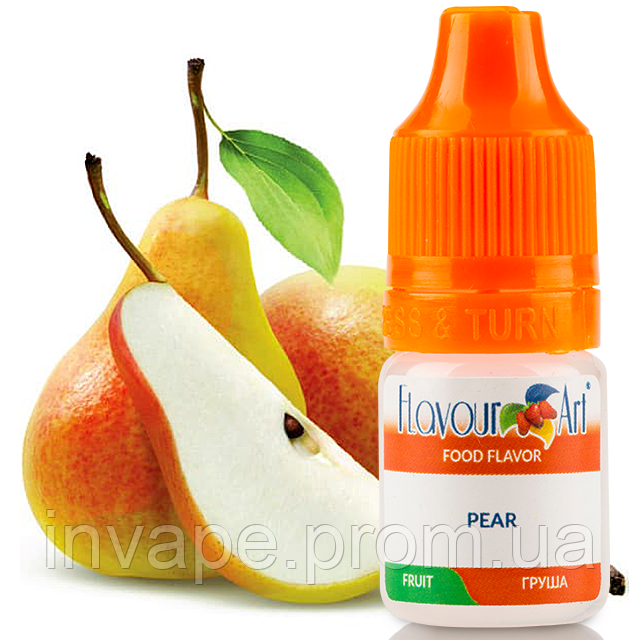 Ароматизатор FlavourArt Pear (Груша) 5мл