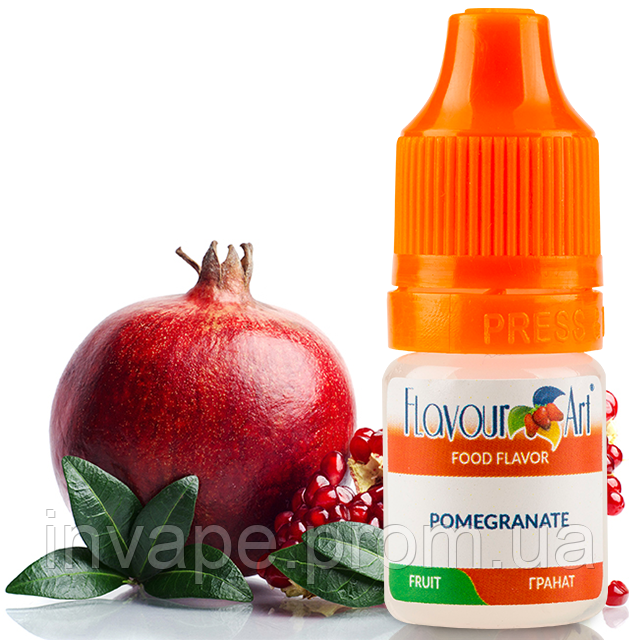 Ароматизатор FlavourArt Pomegranate (Гранат) 5мл