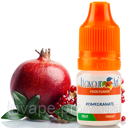 Ароматизатор FlavourArt Pomegranate (Гранат) 5мл, фото 2