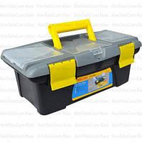 Ящик для инструмента пластиковый, 335х190х130мм