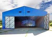 Ангары и складские помещения