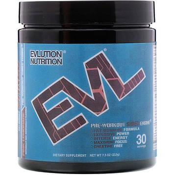 EVLution Nutrition, ENGN Shred, средство перед тренировкой, розовый лимонад, 213 г