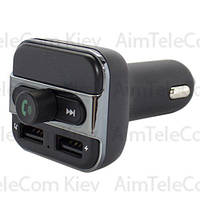 FM модулятор BT20, microSD+Bluetooth+2xUSB