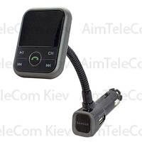FM модулятор BT67, SD+Bluetooth+AUX+2хUSB