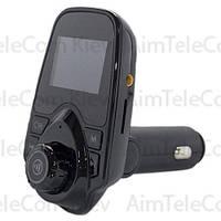 FM модулятор T11, microSD+Bluetooth+AUX+2xUSB