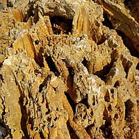 Камень Пайпстоун (Pipestone) известняк 100-300мм. (min 20кг.)