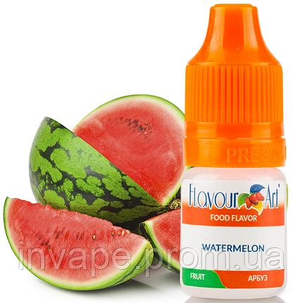 Ароматизатор FlavourArt Watermelon (Арбуз) 5мл, фото 2