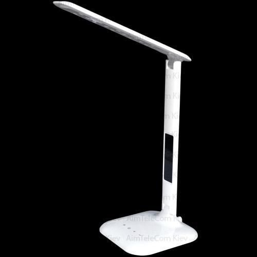 Настільна лампа LED Lux SP103 з дисплеєм