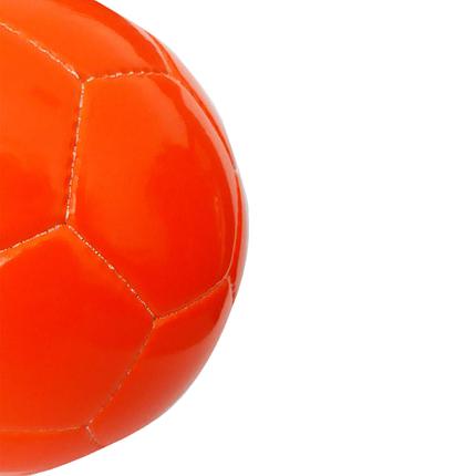 М'яч для футболу Holland Citrus (для игры на снегу), фото 2