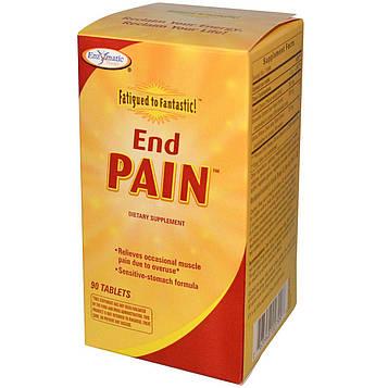 Enzymatic Therapy, Фантастическая усталость! Прекратите боль, 90 таблеток