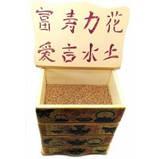 Шкатулка-комод для зберігання Китайський мотив, фото 2